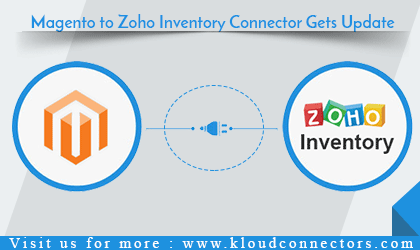 Magento to Zoho Inventory Connector