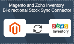 Magento and Zoho Inventory bi-directional Stock Sync Connector