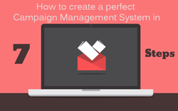 Campaign Management system using Zoho CRM, MailChimp and KloudConnectors