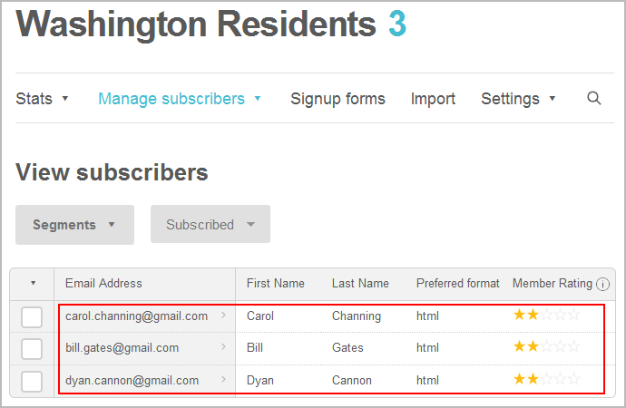 list_subscribers_in_mailchimp