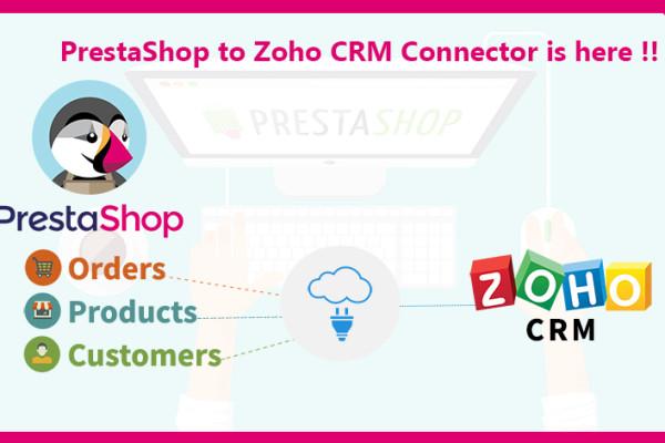 Prestashop to Zoho CRM Connector