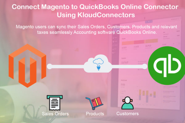 Magento to QuickBooks Online Connector