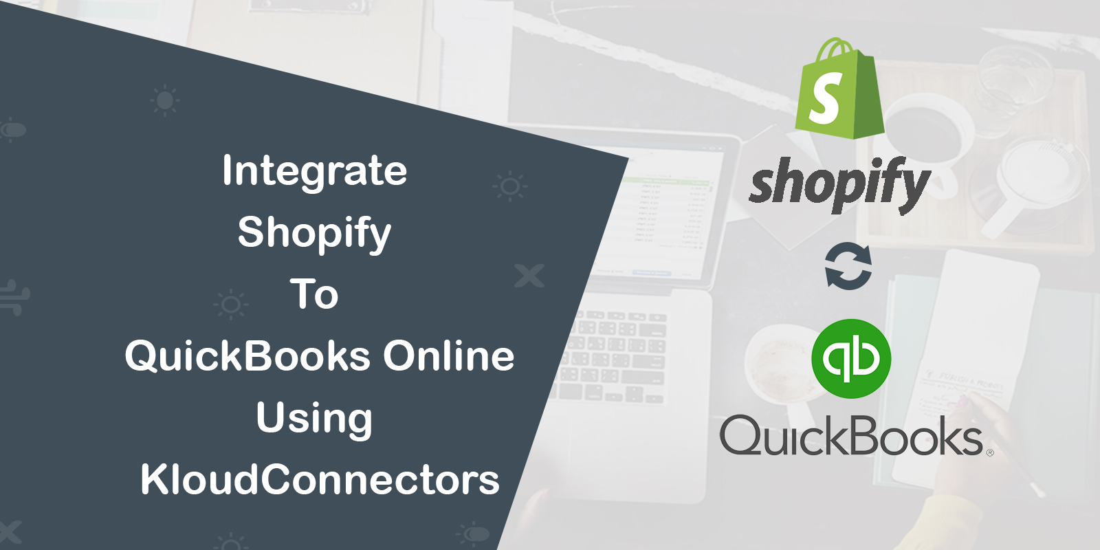 Link Shopfiy to QuickBooks Online Connector