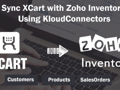 Integrate XCart To Zoho Inventory