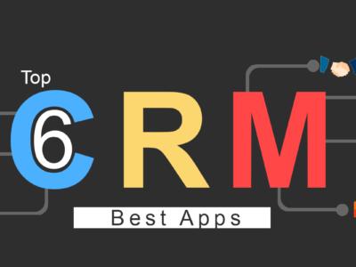 Top-6-best-CRM-apps